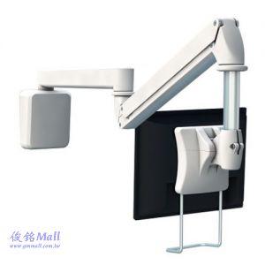 壁掛式大型懸臂支架,適用15~24吋螢幕架,支臂可做高度及傾斜、旋轉調整,螢幕可360度旋轉,(有現貨)