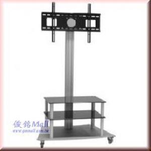 移動型液晶電視架 ZY-350,適用26~42吋電視架,可整合運用於會議視訊、商品展示廣告