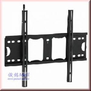 CMW-551F 固定式液晶電視壁掛架,適用23~55吋,承重40KG,電視與牆面距離約4CM