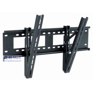 PLAW-2000 液晶電視壁掛架,可俯仰傾斜調整,適用37~84吋,承重75KG,電視與牆面距離約6CM