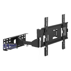 CMW-176 雙節手臂型液晶電視壁掛架,適用23-42吋,承重40KG,可左右旋轉、上下俯仰調整