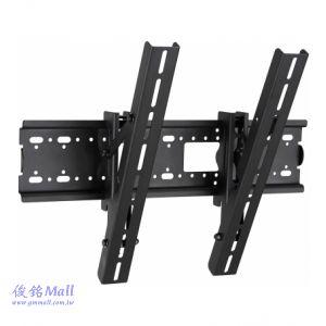CMW-350 液晶電視壁掛架,可俯仰傾斜調整,適用26~55吋,承重60KG,電視與牆面距離約6.3CM