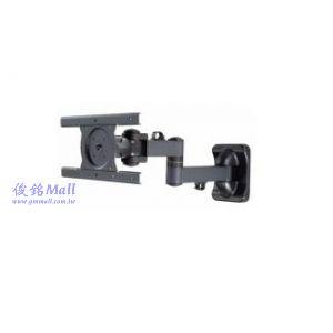 GM178MB 適用15~32吋雙節支臂伸縮式液晶電視螢幕壁掛架,支臂長度約420mm,最大承載25公斤