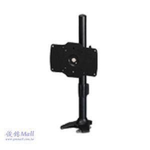 TI-021 穿孔型無臂式液晶螢幕架,適用24~32吋,承重15公斤,螢幕可360度旋轉