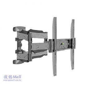 NBT718-4白色,吸頂式萬用型投影機懸吊架,投影機與天花板距離95~155cm