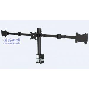KALOC 卡洛奇 KLC-E1T,適用17~37吋液晶電視壁掛架,可調俯仰傾斜角度0~15度,(有現貨)