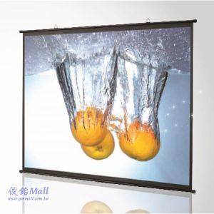 Casos 卡色式 MK-80 80吋(4:3)簡易型壁掛式投影機銀幕